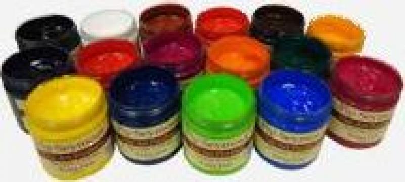 Culori acrilice Pip Seymour de la Mustash.ro