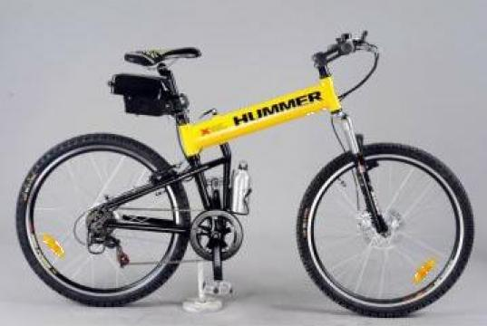 Bicicleta electrica de la Bicicletaelectrica.freewb.ro