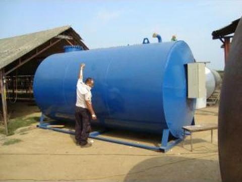 Bazin motorina 20 tone