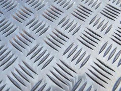 Tabla aluminiu striata Quintett 1.5x1500x3000mm