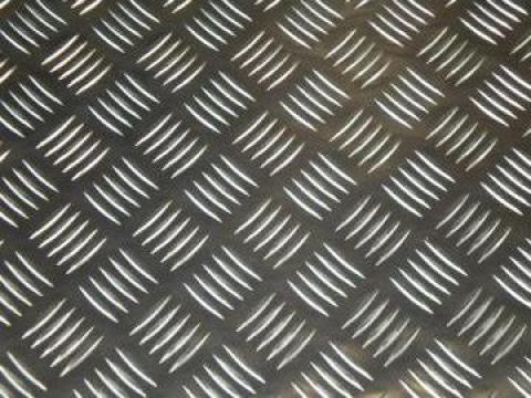 Tabla aluminiu striata Quintett 4x1250x2500mm
