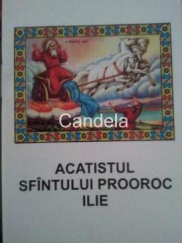 Carte, Acatistul Sfantului Prooroc Ilie