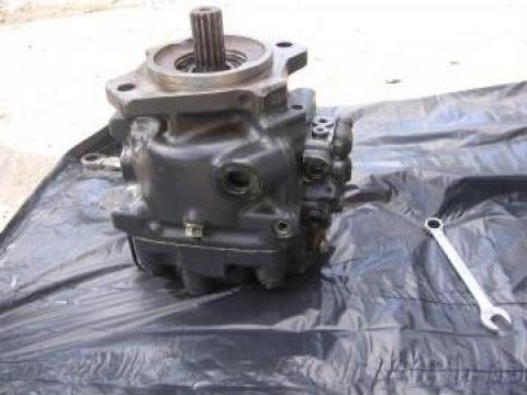 Reparatii pompa hidraulica Komatsu