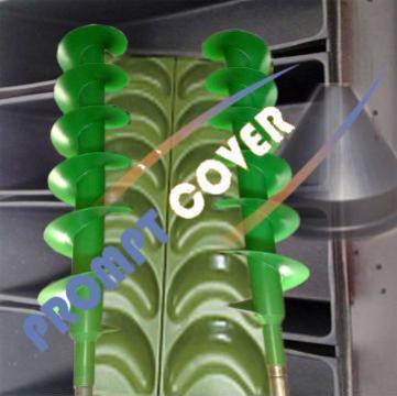 Teflonare certificata FDA snecuri de la Prompt-Cover