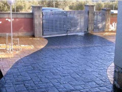 colorant intaritor beton amprentat padec colorant intaritor beton amprentat padec - Colorant Beton