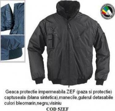 Geaca protectie impermeabila Zef 3 in 1 de la Katanca Srl