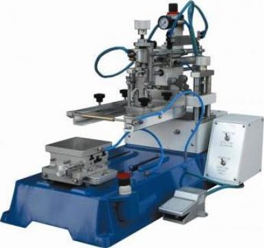 Utilaj serigrafie Flat Screen Printing Machine-driving table de la Hengcai Printing Machine Factory Limited