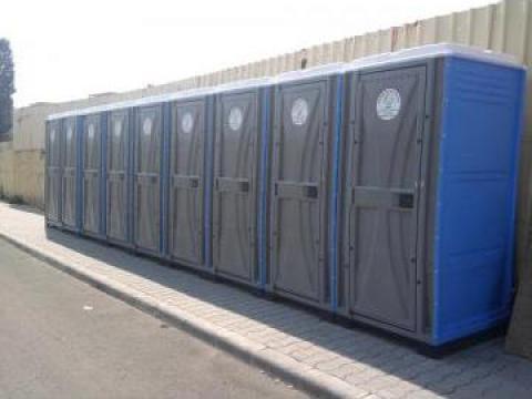 Inchirieri Cabine de toaleta ecologica de la Eco Best Active Srl