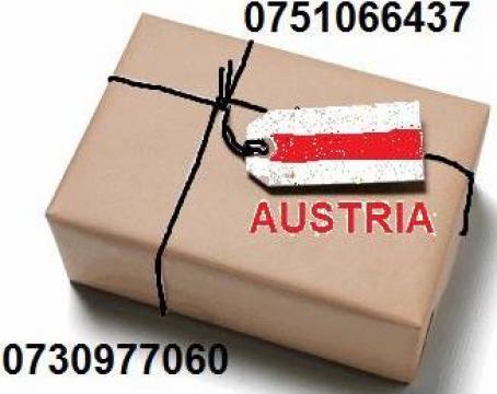 Transport colete Austria - Viena, Graz, Linz de la Lucee Marfa Srl
