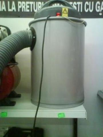 Aspirator pentru rumegus si praf lemnos Mat 37 de la Tehnic Clean System