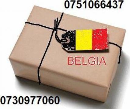 Curierat rapid Belgia - Bruxelles, Liege, Genk - Romania