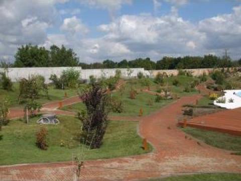 Gazon rulou pentru gradini si parcuri de la Garden Rustic Spatii Verzi