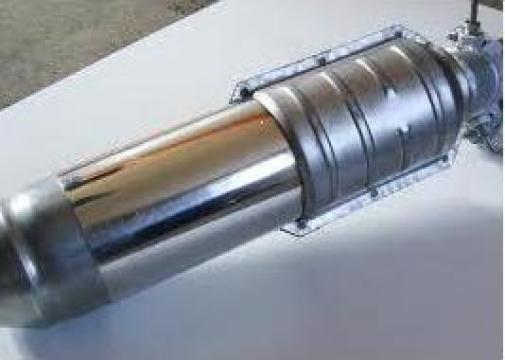 Curatare filtru particule Hyundai Tucson de la Meteor Serv
