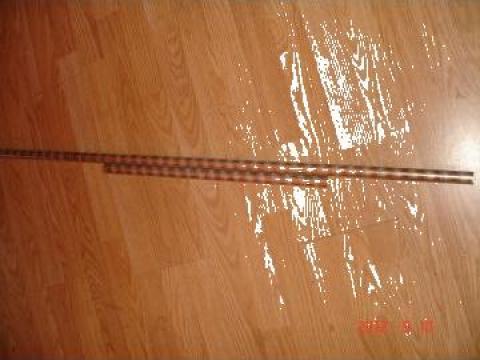 Bara bronz laminat BZ 12 D de la Baza Tehnica Alfa Srl