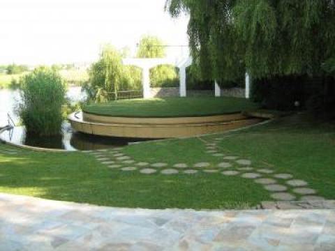 Amenajare gradini de la Util Garden Service Srl
