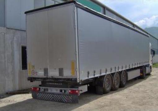 Prelate pentru camioane si semiremorci