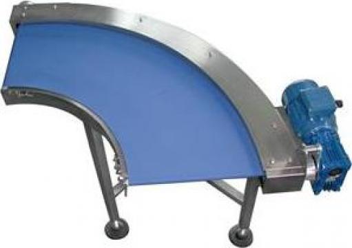 Banda transportoare Curves de la Artem Group Trade & Consult Srl
