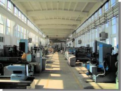 Reparatii, modernizari masini unelte de la Arakis Prodcom Srl