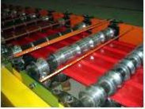 Linie utilaj producere tabla cutata