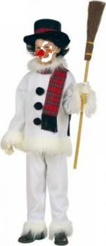 Costum serbare om de zapada 575 de la Sabine Decor Shop Srl-d