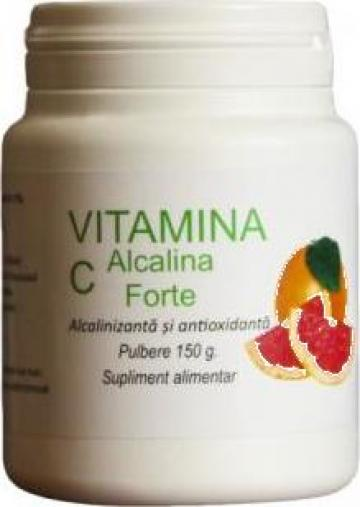 Supliment alimentar Vitamina C Alcalina Forte 100% naturala de la