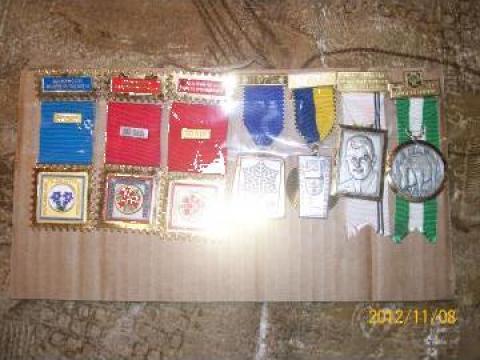 Insigne si medalii Germania anii 1970 de la
