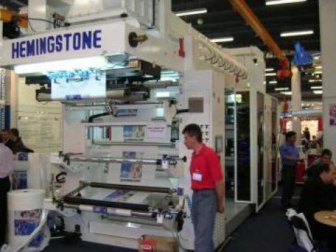 Masini de imprimat Hemingstone cu Doctor Blade System