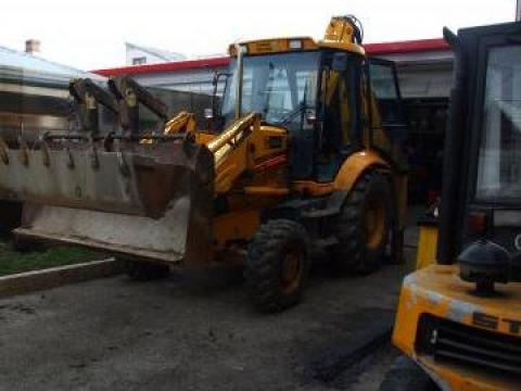 Reparatii buldoexcavatoare de la Sudofim Serv Srl