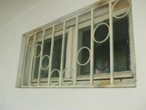 Grilaje apartamente de la Pfa Cirstica Florin