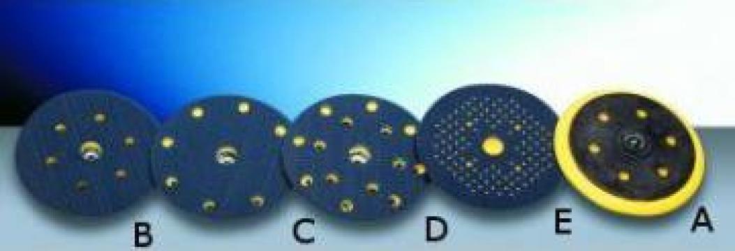 Suport de disc pentru slefuit