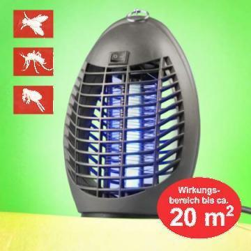Aparat anti insecte cu lampa UV 20mp de la Agan Trust Srl