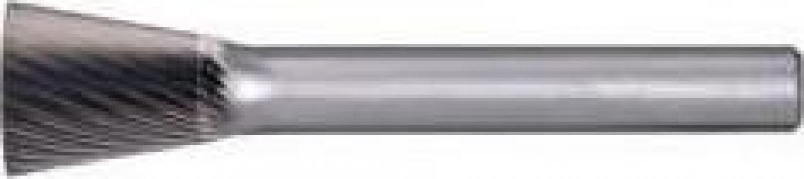 Freze biax PFERD HM, forma invers tronconica WKN de la Technic Trial Srl.