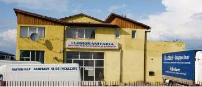 Depozit - hala cu / fara birouri, Dumbravita - Timis