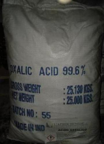 Acid oxalic de la Tyro Product Srl