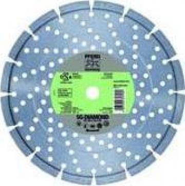 Disc diamantat pentru beton armat de la Technic Trial Srl.