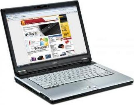 Laptop Fujitsu Siemens S7220, Core 2 Duo P8600, 2.4Ghz, 2Gb de la Interlink Group