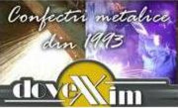 Gratare metalice zincate GS Dovexim