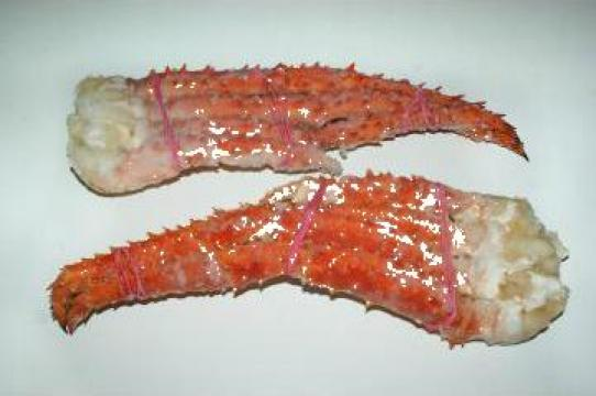 Picioare congelate crab king de la Expert Factor Foods Srl