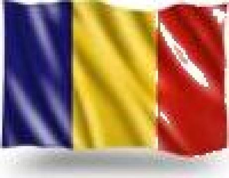 Drapel Romania, Drapel UE de la S.c. Romflag S.r.l.