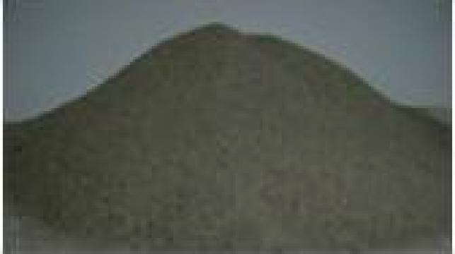 Nisip cuartos de Aghiresu pentru materiale ceramice de la Bega Minerale Industriale Sa.
