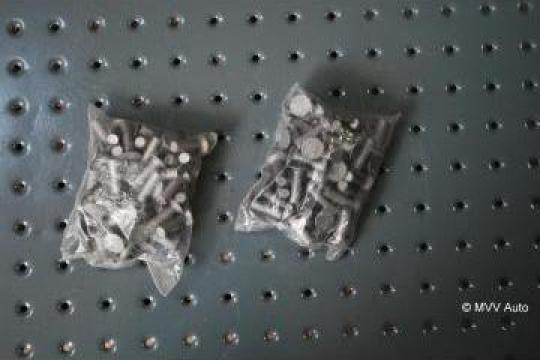 Nituri aluminiu 8x27 (50 bucati) de la Mvv Logan Auto Srl