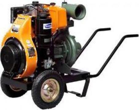 Motopompa Diesel 4LD820 LS4 electric - debit