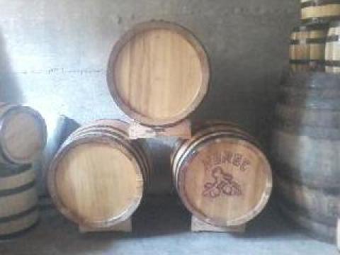 Butoaie lemn 70 litri de la PFA Bratu Catalin