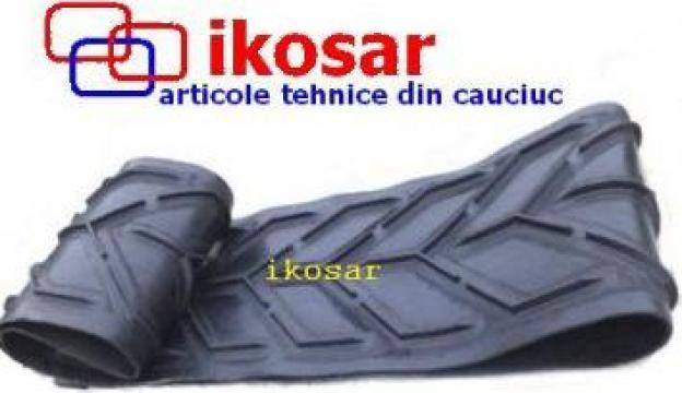 Benzi transportoare pentru freza asfalt de la Ikosar Srl