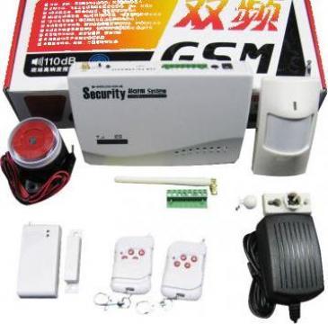 Alarma casa GSM/SMS