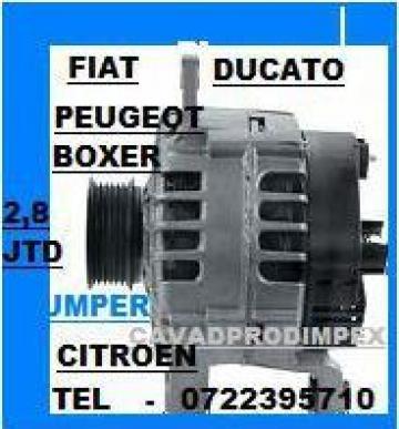 Alternator Peugeot Boxer 2, Jumper, Ducato 2,8HDI, JTD