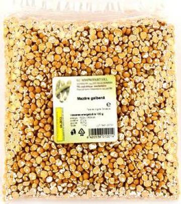 Mazare galbena 1 kg de la Soia Produkt Srl.