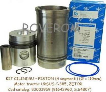 Kit reparatie motor Ursus C-385, Zetor 4/6 cilindrii, 110mm