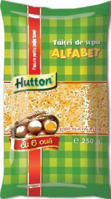 Paste fainoase Alfabet Hutton