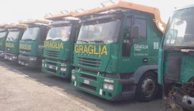 Trailere Iveco Stralis, Iveco EuroTech